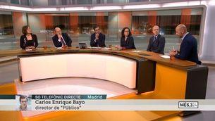 Entrevista a Carlos Enrique Bayo, director de Público.es