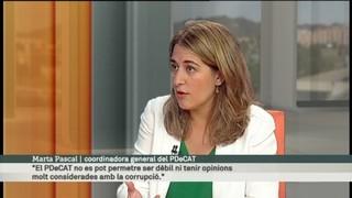 Imatge de:L'entrevista del diumenge, amb Marta Pascal