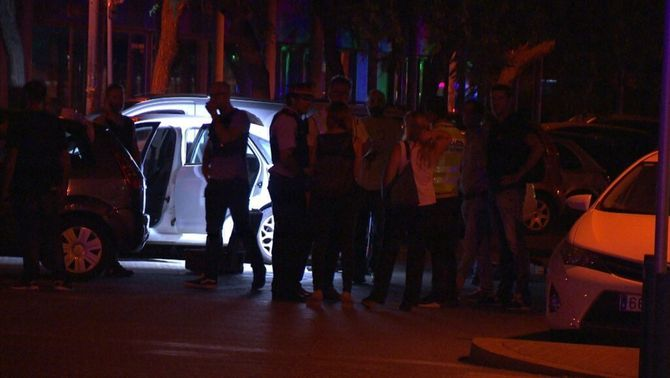 que l'home que conduïa el cotxe que es va saltar el control de la Diagonal fos l'autor de la massacre de Barcelona.