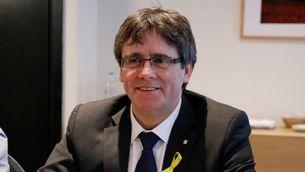 Puigdemont ha felicitat, des de Brussel·les, el nou president del Parlament (ACN)
