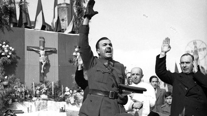 Miquel Mateu va convertir-se en alcalde el dia després que les tropes franquistes entressin a Barcelona