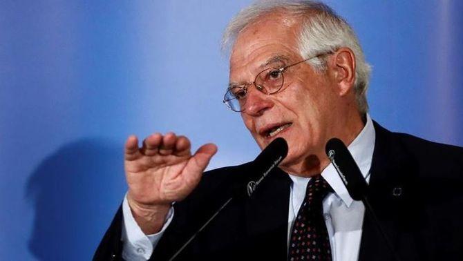 El ministre d'Afers Exteriors, Josep Borrell, crida l'ambaixador belga a consultes (EFE)