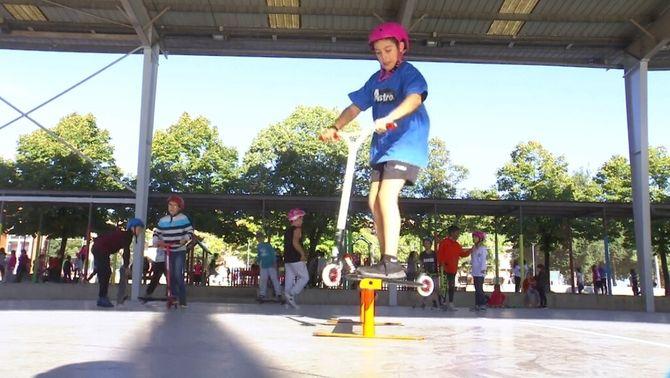 L'hora del pati sense futbol: la iniciativa d'una escola per evitar baralles