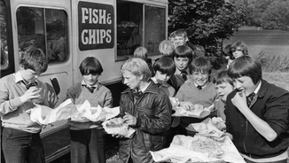 """Londres: tes, """"scones"""", """"fish and chips"""" i Dickens"""