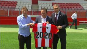 El Girona busca un substitut per a Eusebio