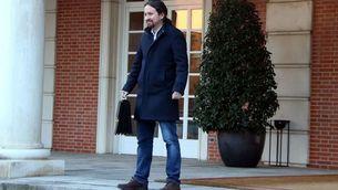 """Iglesias veu """"humiliant"""" que els tribunals europeus treguin la raó a jutges espanyols"""