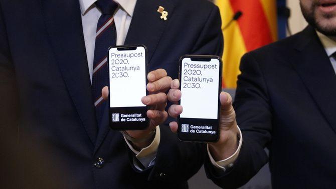 El govern espanyol aixeca el control financer a la Generalitat després de cinc anys
