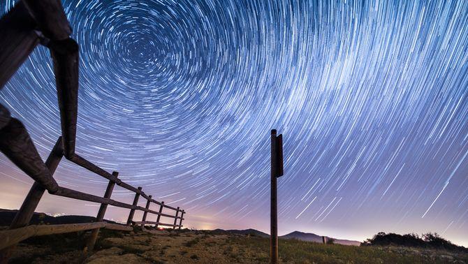 El Pla de Guàrdia, la futura ubicació del Parc Astronòmic Muntanyes de Prades (ACN)