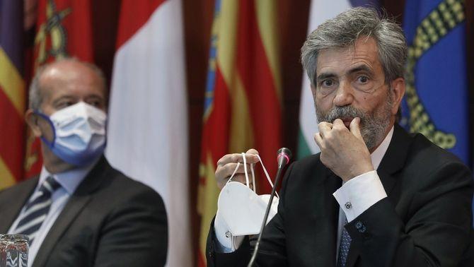 """Felip VI truca al president del Suprem i li diu que li hauria """"agradat ser"""" a Barcelona"""