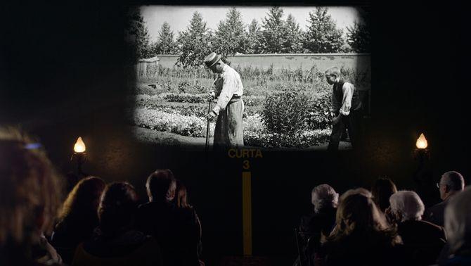 125 grans cineastes de 125 anys d'història del cine