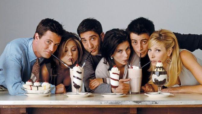 """El retorn de """"Friends"""" ja té data i primeres imatges"""