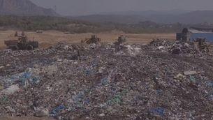 Els abocadors de residus de Catalunya, al límit