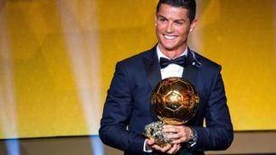 """""""Cristiano Ronaldo mai ha merescut tant la Pilota d'Or"""""""