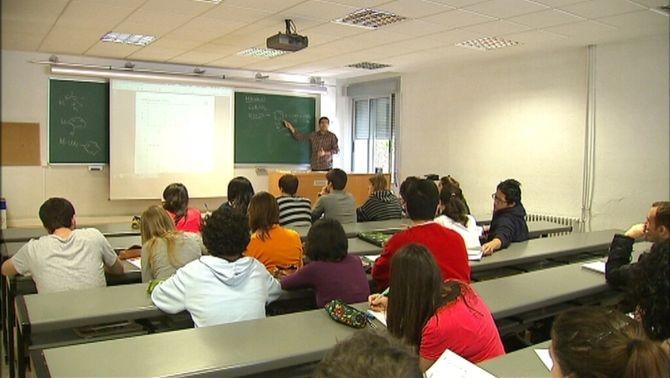 Els universitaris catalans paguen més d'un 21% de la matrícula, un dels percentatges més alts d'Europa