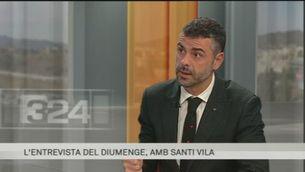 L'entrevista del diumenge, a Santi Vila