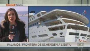 Telenotícies Barcelona 09/03/2015