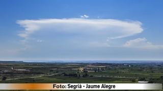 Imatge de:El rei dels núvols: el cumulonimbus