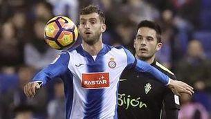 L'Espanyol confirma la seva bona ratxa, contra l'Sporting (2-1)