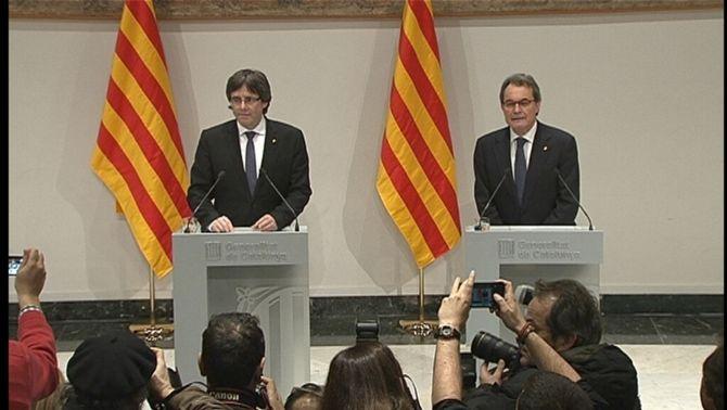 """Puigdemont: """"Amb el judici ens hem sentit jutjats tots"""""""