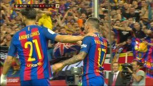 Els gols del Barça, 3 - Alabès, 1