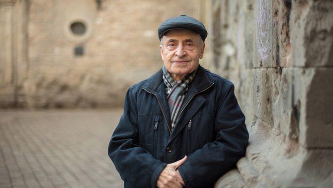 Josep Ruaix guanya el guardó del jurat dels Premis Martí Gasull per la seva contribució a l'ensenyament del català