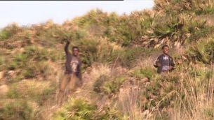 Assalt massiu organitzat a la tanca de Ceuta