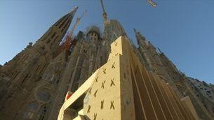 """Acord """"històric"""" per al futur de la Sagrada Família"""