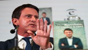 Manuel Valls presenta llibre