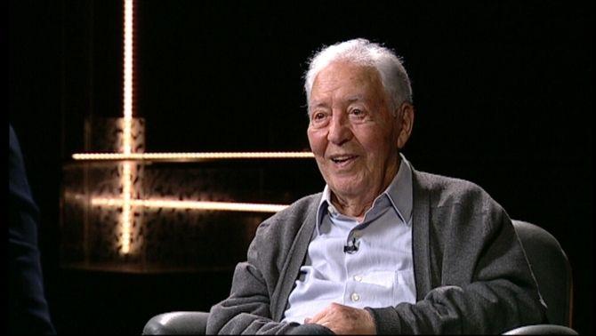 """Josep Maria Mestres Quadreny: """"La música pot expressar molt, però no pot explicar res"""""""