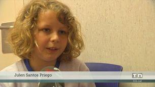 Reduir l'ansietat preoperatòria dels infants abans d'entrar a quiròfan des del coneixement