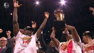Marc Gasol fa història i guanya l'anell de l'NBA amb els Raptors