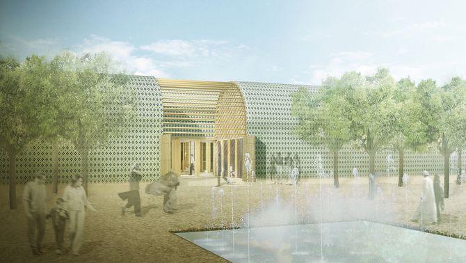 L'Afganistan mostrarà tresors salvats de la guerra en un museu dissenyat a Barcelona