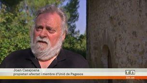 La Generalitat difon el llistat de 3.700 propietats immatriculades per l'Església