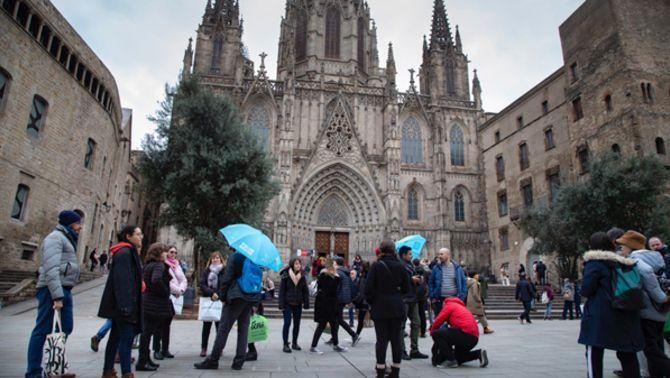Free tour a Barcelona