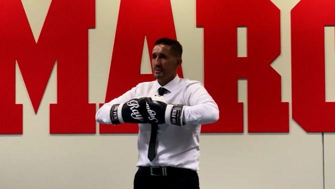 """Poli Díaz anuncia el seu retorn als rings: """"Si Mike Tyson torna, no tornaré jo?"""""""