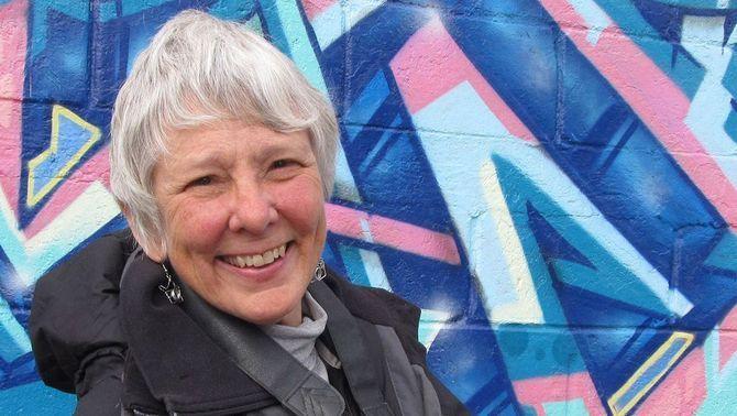 Martha Cooper, la fotògrafa llegendària en el món del grafiti