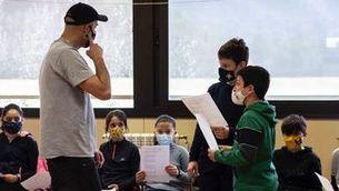 """El rap entra a l'aula amb Pau Llonch: """"Quan un jove rapeja està trobant el seu lloc al món"""""""