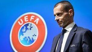 La UEFA inicia els tràmits per veure si pot sancionar el Barça, el Madrid i la Juventus
