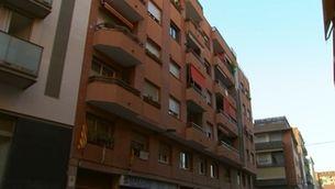 Un home se suïcida abans de ser desnonat al barri barceloní de Sants