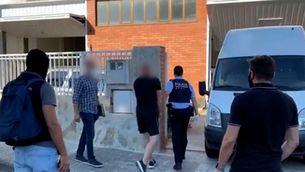Desarticulen un grup criminal que transportava marihuana de Catalunya al Regne Unit amagada en camions