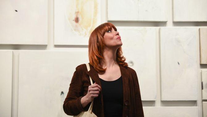 La pintora i escriptora Paula Bonet (Europa Press/Jorge Gil)