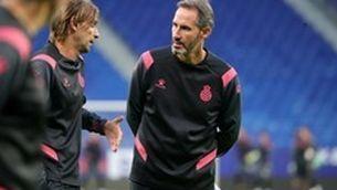 """Vicente Moreno: """"Al partit contra el Cadis li donem moltíssima importància"""""""