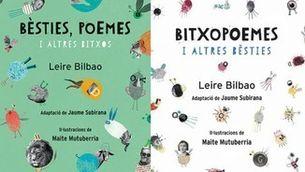 Bèsties i bitxopoemes: la imaginació libèrrima de Leire Bilbao i Jaume Subirana