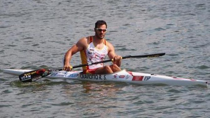 Saül Craviotto ha sumat la vuitena medalla en un Mundial (Foto: Twitter)