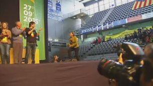 L'ANC aprova el full de ruta i acomiada Carme Forcadell