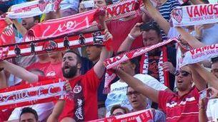 El Sevilla s'exposa al tancament del camp