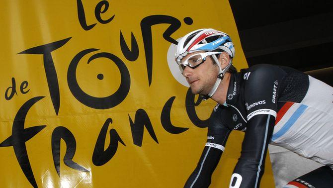 Franck Schleck es perdrà el proper Tour de França per una lesió al genoll