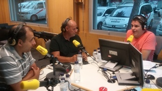 "Primer ""Torquelab"" amb Jordi Costa i Sònia Gelmà"