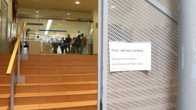 Vaga general: el TSJC rebutja la petició de Foment de suspendre-la