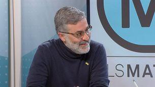 """Carles Riera, diputat de la CUP, a """"Els matins"""""""